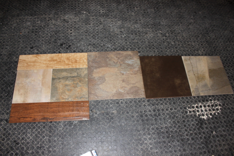 Kitchen Tile Project